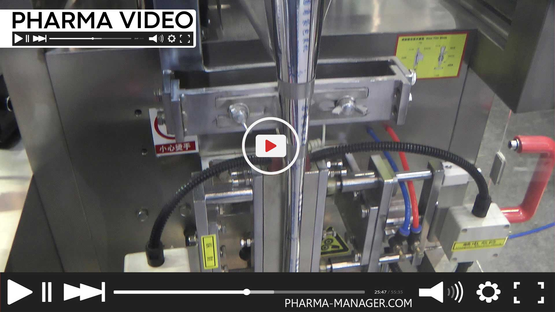 AUTOMATIC FOR PACKING AND SUGAR PACKAGING IN STICK BAGS