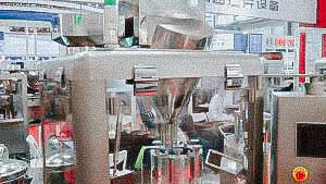 Automatic filling machine for solid gelatine capsules 00,0,1,2,3,4 with powder or granules