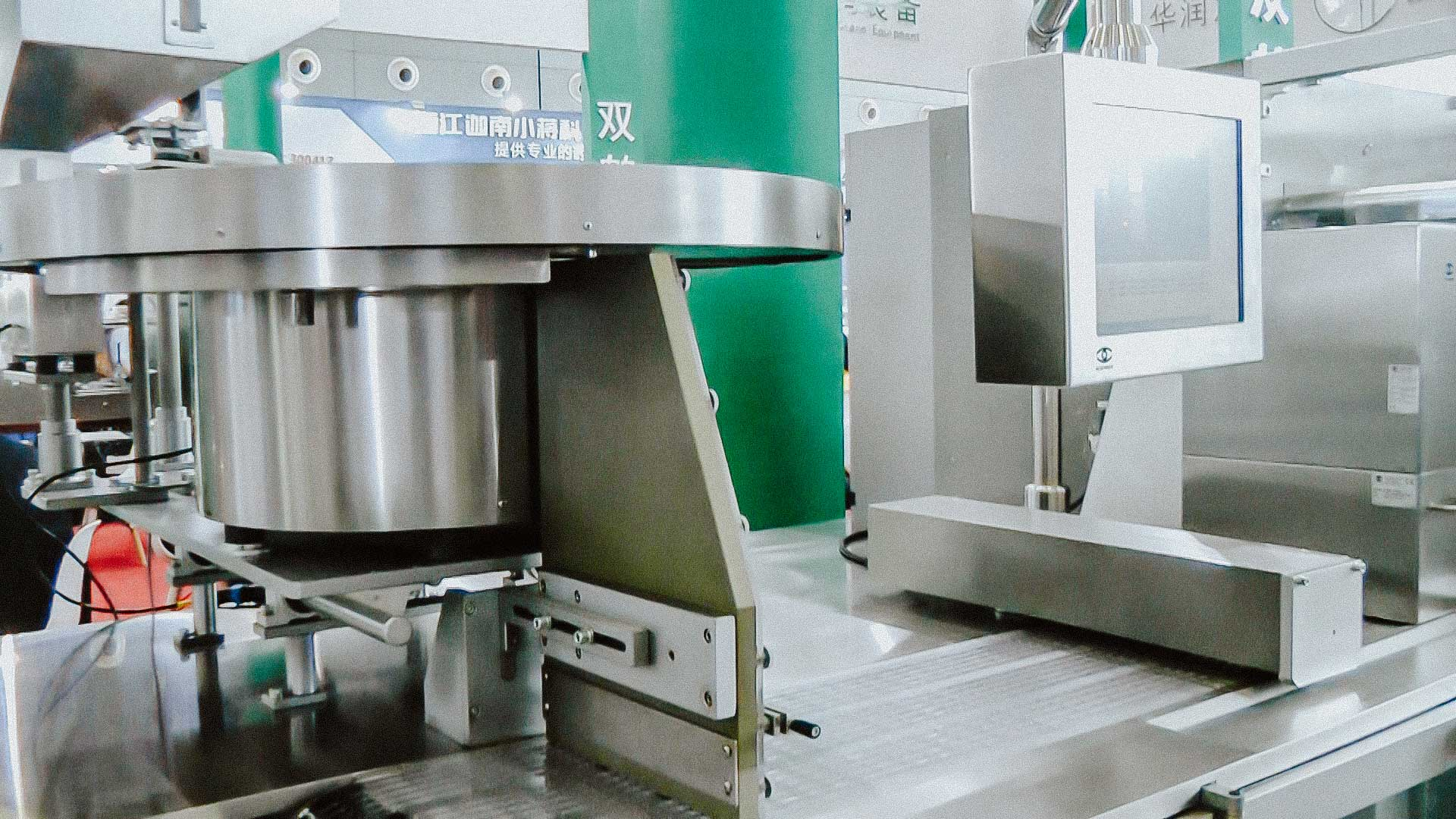 High speed automatic blister machine for tablet packaging in PVC and ALU blisters