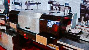 High speed automatic quality control and penicillin bottle inspection machine