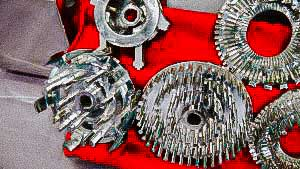 Spare parts for the mill pharmaceutical grinding raw materials for the production of medicines