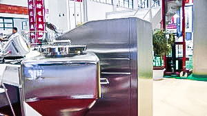 Automatic Powder Mixing Cone Equipment in Pharmaceutical Production