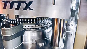 Automatic equipment for tablet production in pharmaceutical production Norway