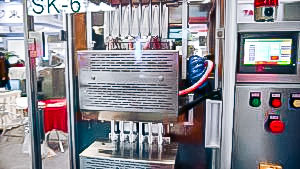 Automatic powder filling equipment in sticks bags