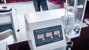 Automatic equipment for testing gelatin viscosity in pharmaceutical production USA