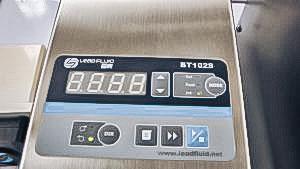 Automatic liquid dosing equipment peristaltic pumps in pharmaceutical production