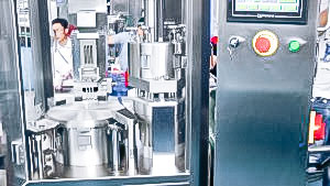 How It's Made? Using pharmaceutical equipment